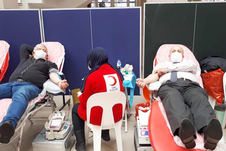 BİSK'ten kan bağışı kampanyasına tam destek