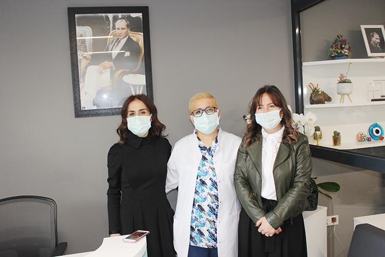 Özel Beykoz Gelişim Sağlık Kabini Acarkent'te Açıldı