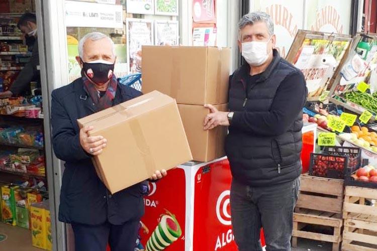 Beykoz Kulüpler Birliği'nden spor emekçilerine ramazan desteği