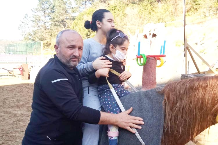 Beykoz'da spor camiasının Kovid-19 ile sınavı