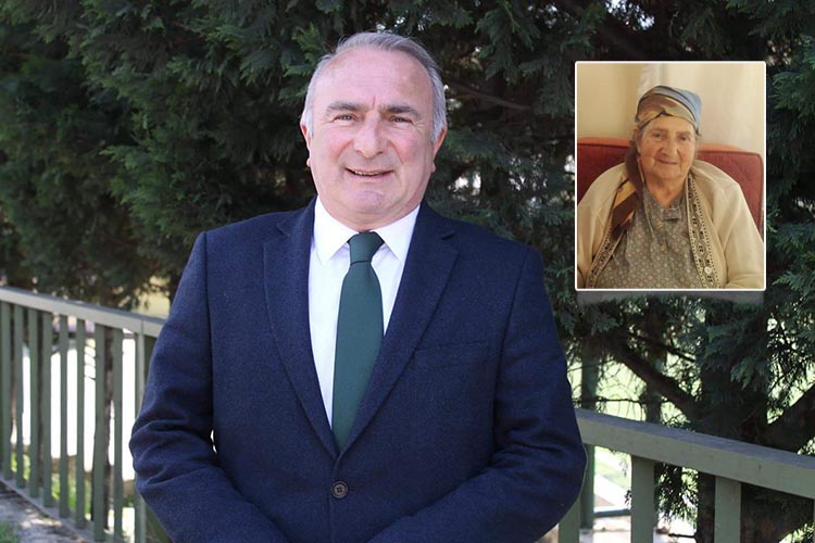 CHP Beykoz adayı Tosun'un annesi vefat etti