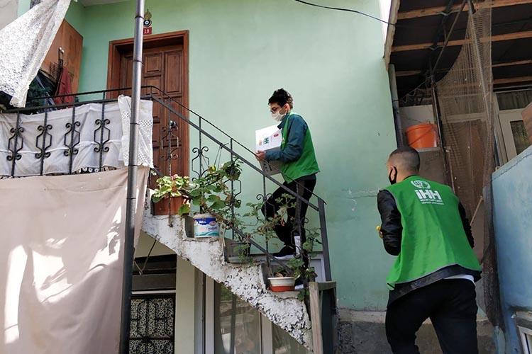 İHH Beykoz'da bu Ramazan umut dağıttı