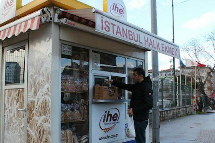 Beykoz'da halk ekmek ihtiyacı nasıl belirlendi