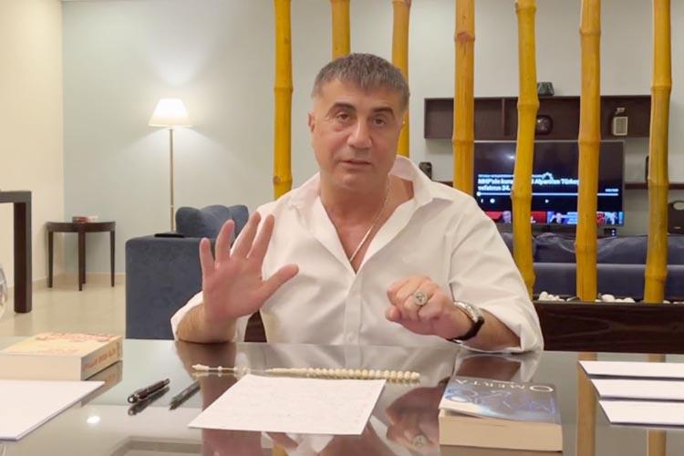 Sedat Peker Beykoz'daki operasyonun perde arkasını anlattı