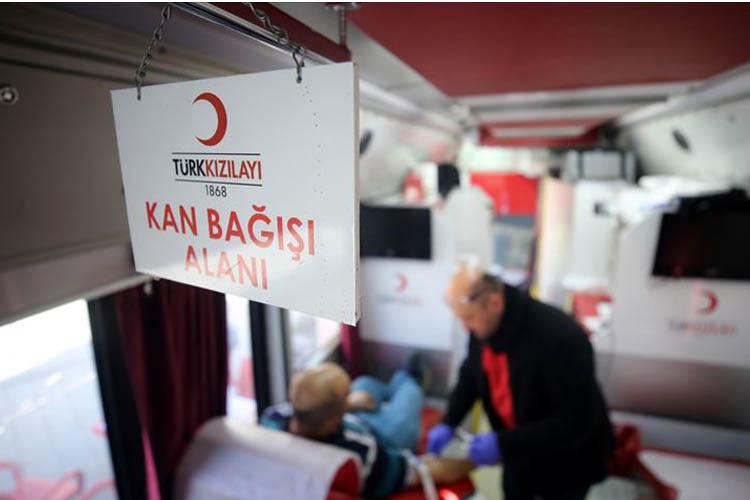 AK Parti Beykoz'u kan bağışına çağırıyor