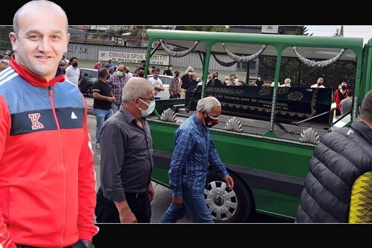 Beykoz spor camiası önemli bir kayıp verdi