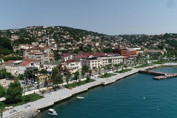 İzmir'de Çeşme, Muğla'da Bodrum, İstanbul'da Beykoz