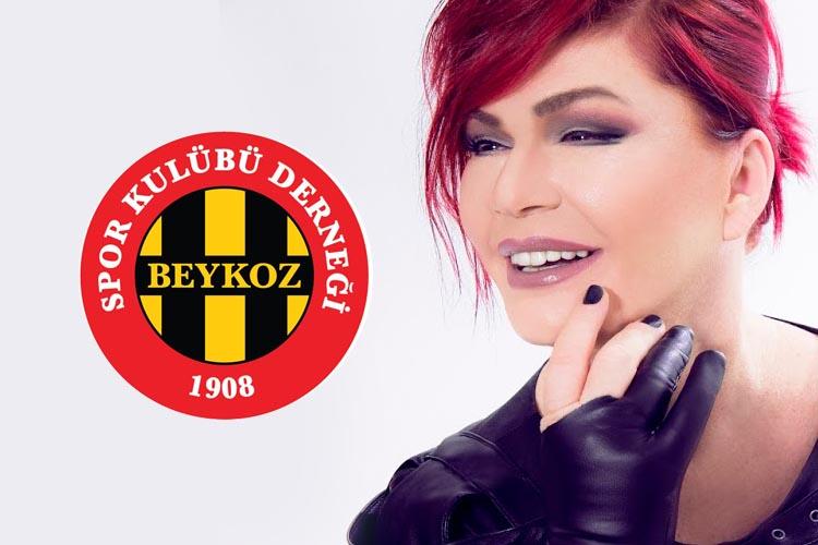 Sanatçı Emel Müftüoğlu'ndan Beykozspor'a 25 bin TL