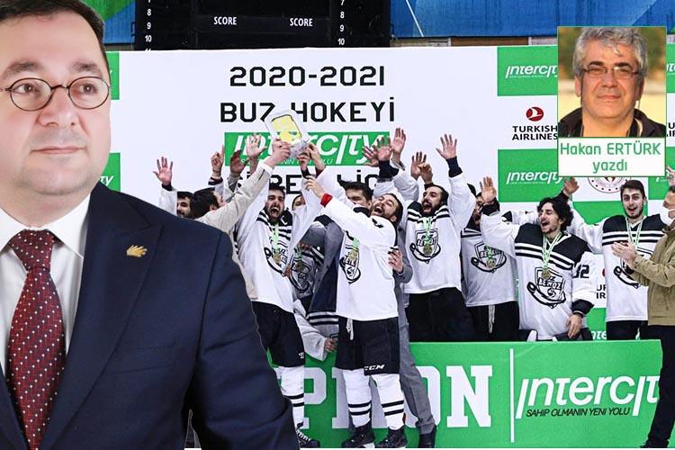 CHP'li Sataloğlu'ndan Buz Beykoz takımına tebrik