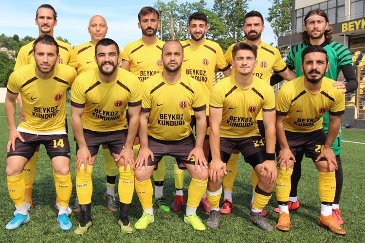 Beykoz 1908 AŞ, Hendekspor ile kendini sınadı: 1-1