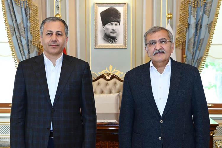 Beykoz Belediye Başkanı, Vali ile buluştu
