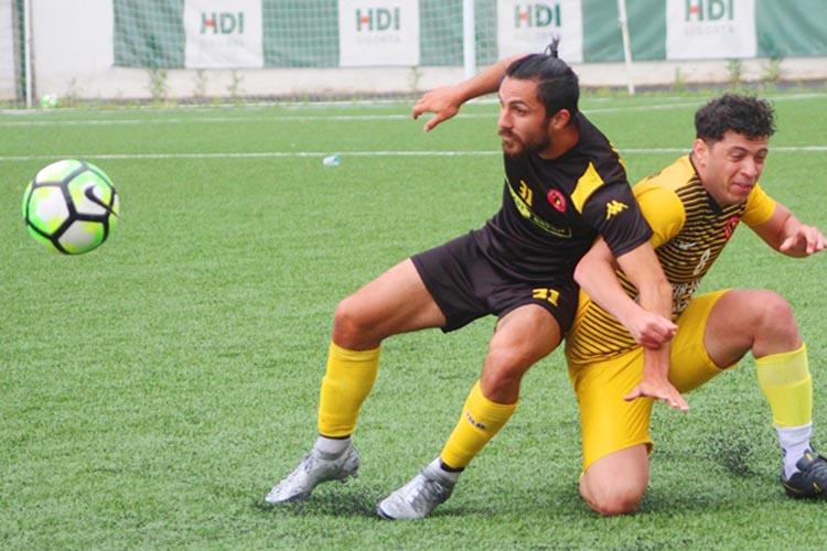 Beykoz 1908 AŞ'nin hazırlık maçında son skoru: 4-1
