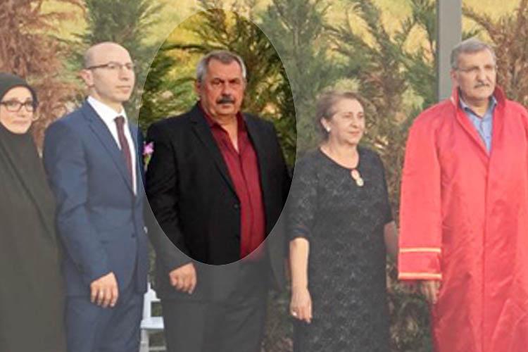 AK Parti Beykoz teşkilatında acılı gün