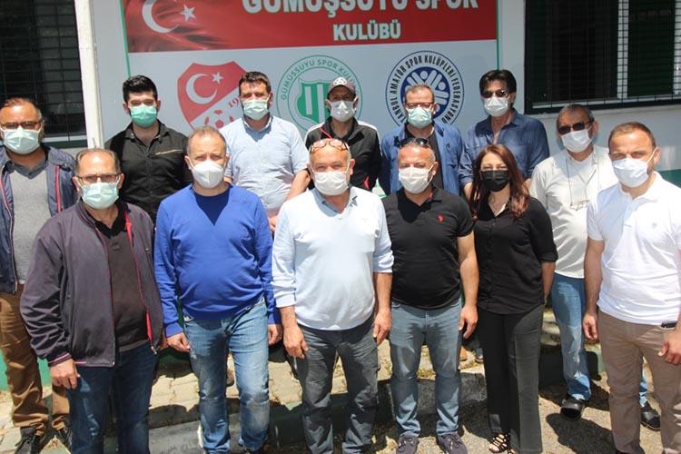 Beykoz Gümüşsuyuspor'da Mustafa Kurtuluş dönemi başladı