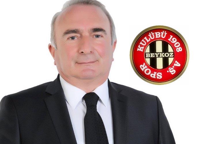 Beykoz Spor Kulübü'nden Coşkun Tosun'a teşekkür