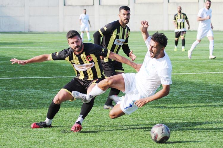 Beykoz 1908 AŞ, ikinci maçında üzdü: 0-1