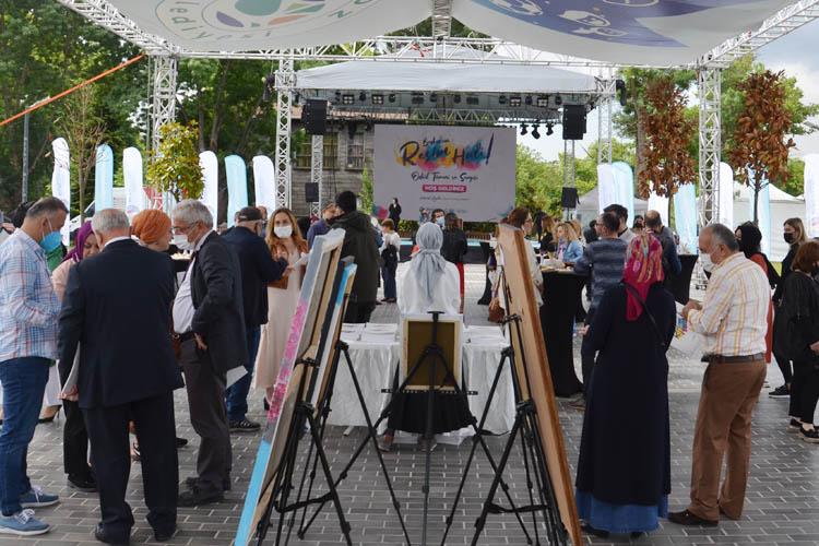 Beykoz'un resim yarışmasında ödüller verildi