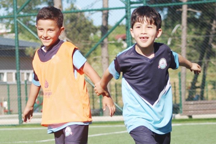 Beykoz Yenimahalle Spor Kulübü Tesisleri açıldı