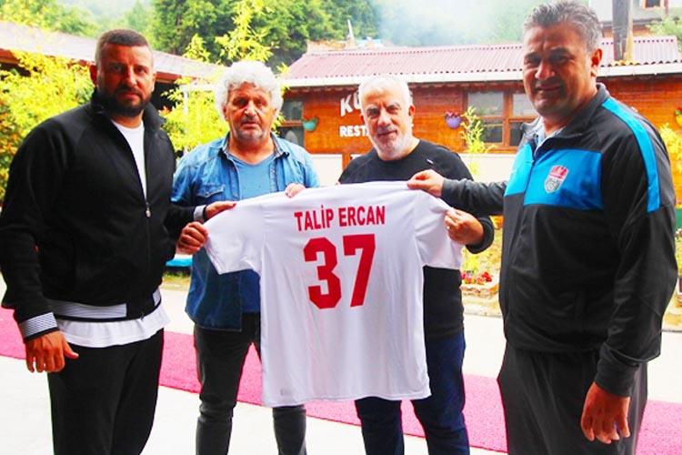 Beykoz'da Veteranlar Turnuvası 2021 başladı