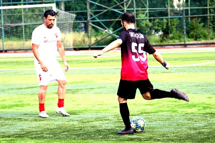 Beykoz'un en özel ve vefalı turnuvası başladı