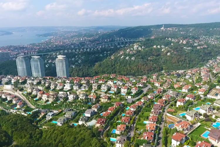 Kayınvalidesine Beykoz'dan 12 milyona villa aldı