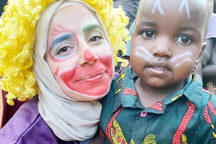 Beykoz'dan Afrika'ya açılan KAPI