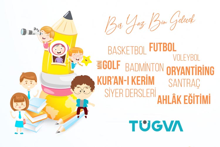 TÜGVA Beykoz'da Yaz Ortaokulu için son başvurular