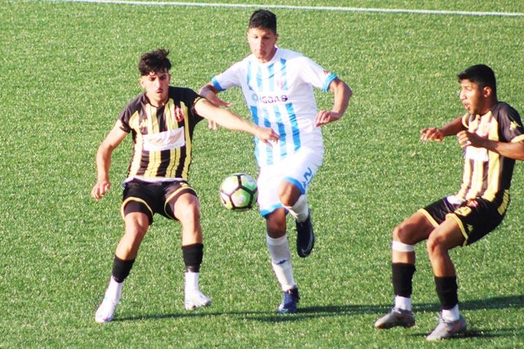Beykoz 1908 AŞ kapanış maçında da varlık gösteremedi: 1 - 2