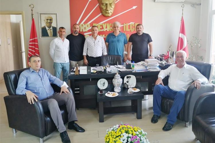 Beykoz Kızılay'ı İktidar ve Ana Muhalefetten destek istedi