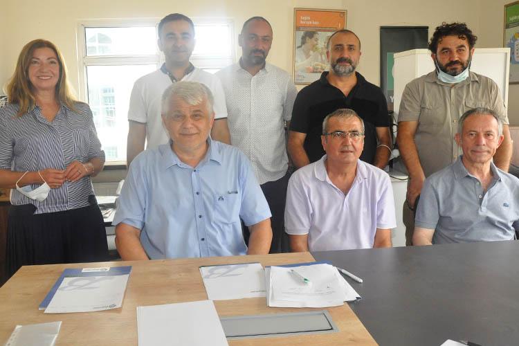 BEYMEZ'in yeni başkanı Erdal Öztürk oldu
