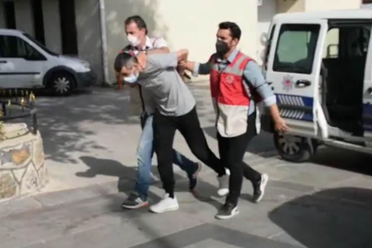 Beykoz'da engellilere saldıran kişi tutuklandı