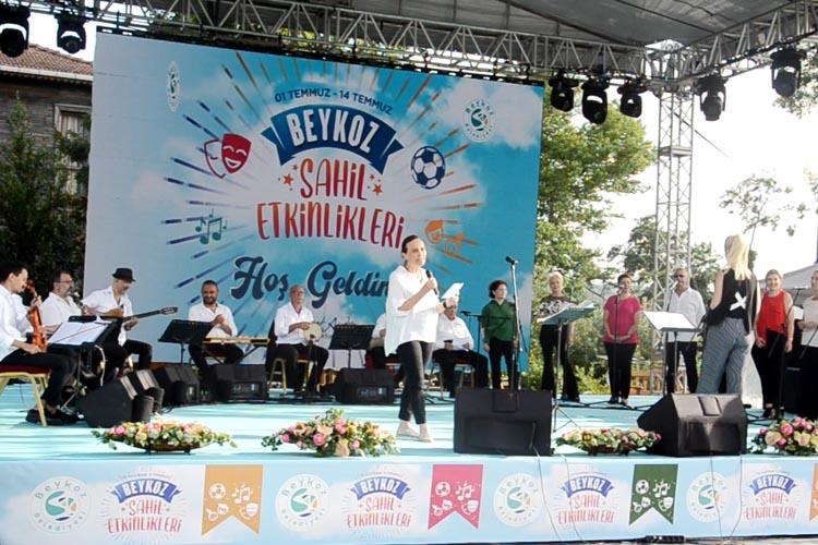 Acarkent Musiki Derneği Beykoz Sahil konseri