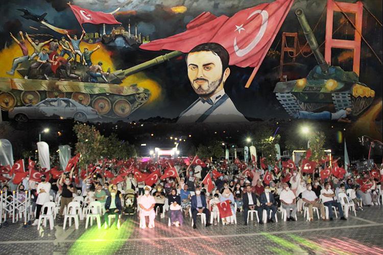 Beykoz'daki 15 Temmuz etkinliklerine şehit yakınları davet edilmedi