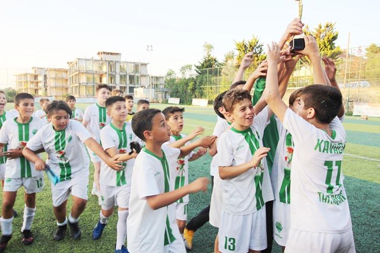 Beykoz'da 15 Temmuz Kupası Kavacıkspor'un oldu