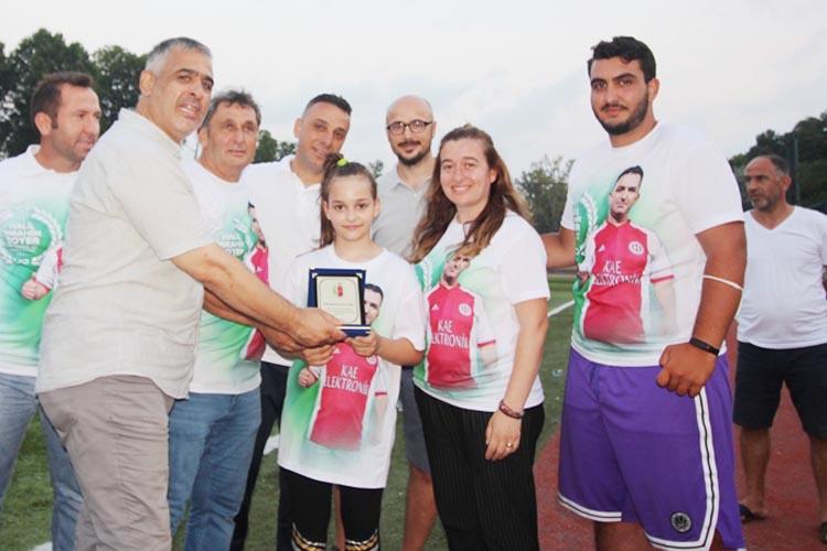 Beykoz'da lokmalı turnuva finali