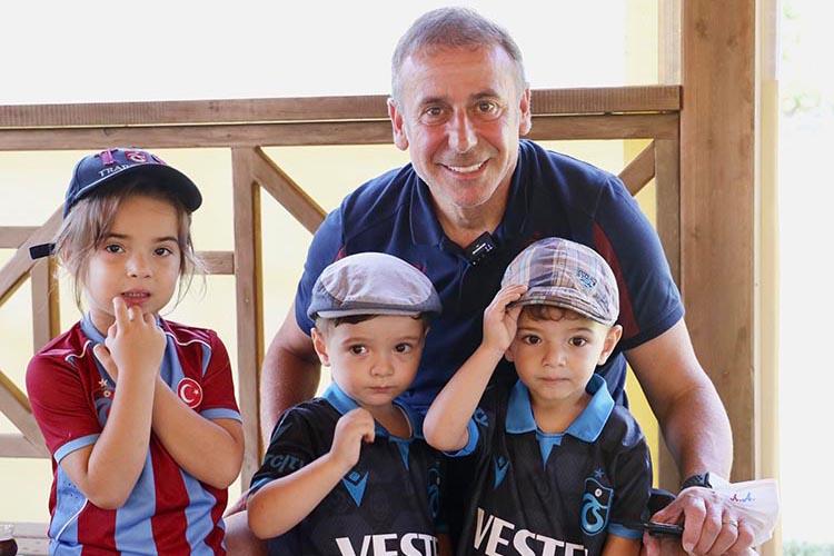 Beykoz'daki küçük Trabzon'da büyük Trabzon heyecanı