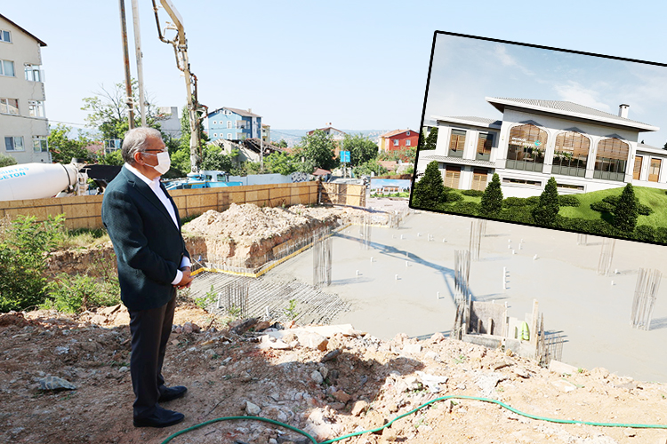 Beykoz'a 8 milyonluk millet sofrası