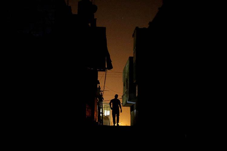 Beykoz'da elektrik kesintisi (10 Ağustos 2021)