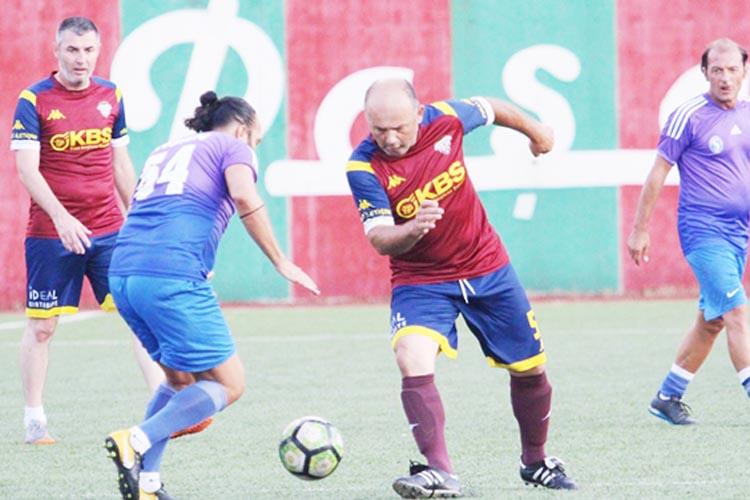 Beykoz Nihat Akbay Turnuvası 12 golle açılış yaptı