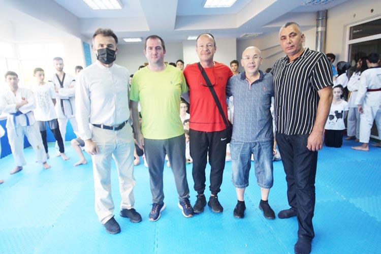 Beykoz'un Taekwondo antrenörleri çok dertli