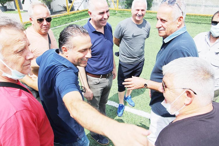 Paşabahçe Spor Kulübü'nde zorlu kongre süreci