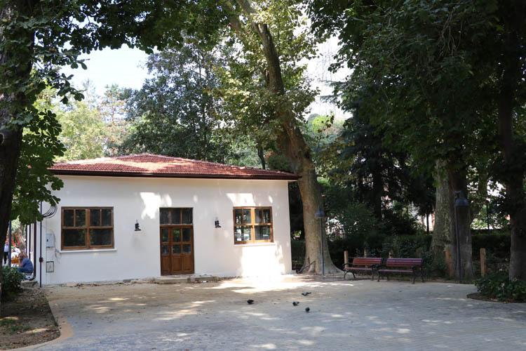 Beykoz'un Çınarlı Köy Kahvesi aslına uygun yapılacak