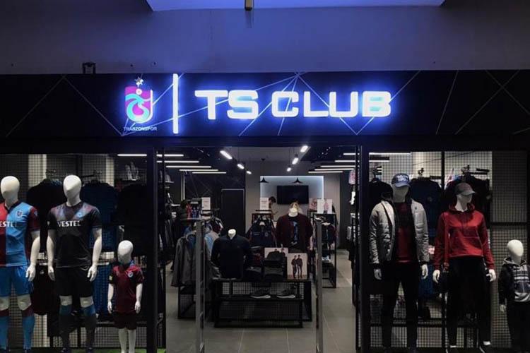 Trabzonspor Beykoz'da mağaza açacak