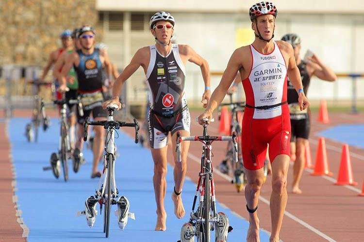 Dünyanın ilk kıtalararası triatlonu Beykoz'da yapılacak