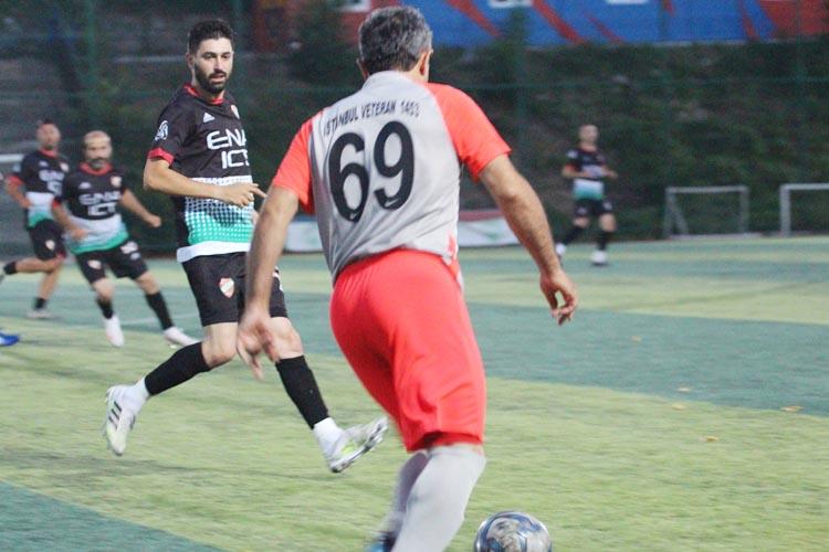 Beykoz Uğur Sakaloğlu Turnuvası'nda finalistler belli oldu