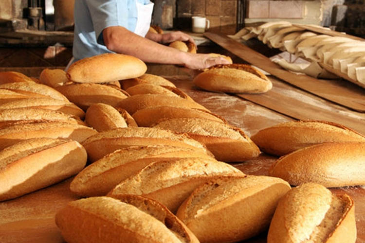 Beykoz'da ekmeğe zam geldi