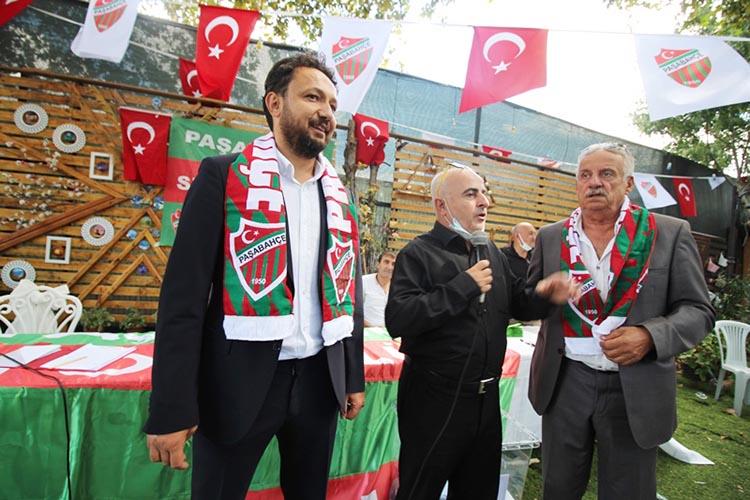 Beykoz Paşabahçespor camiası değişim istemedi