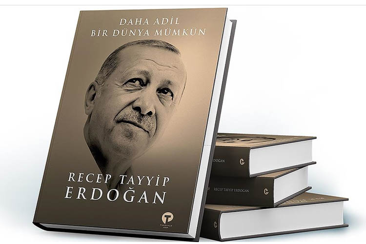 Hanefi Dilmaç, Erdoğan'ın kitabını hediye edecek