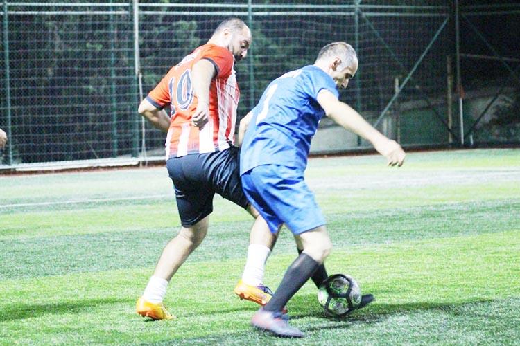 Beykoz Kelle İbrahim Turnuvası bol gollü başladı