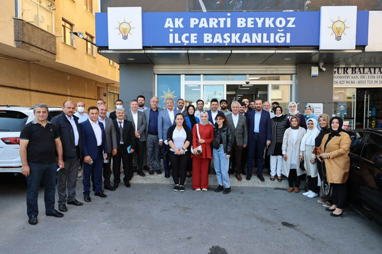 İktidardan Ankara düzeyinde Beykoz çıkarması